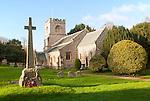 Parish church of St George, Preshute, Manton village, near Marlborough, Wiltshire, England, UK