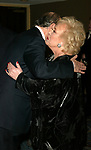 Doris Roberts and Neil Simon Attending the Opening night performance of Neil Simon's THE ODD COUPLE at the Brooks Atkinson Theatre in New York City.<br />