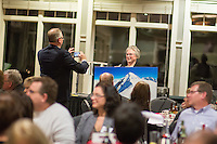 The North Hennepin Area Chamber of Commerce held its annual fundraiser gala, the 2016 Galaganza, at the Medina Country Club Feb. 5.