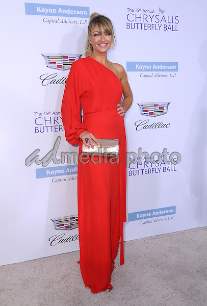 11 June 2016 - Los Angeles. Rebecca Gayheart-Dane. Arrivals for the 15th Annual Chrysalis Butterfly Ball held at a Private Mandeville Canyon Residence. Photo Credit: Birdie Thompson/AdMedia