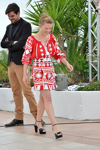 Melanie Thierry at the Photocall &acute;La Danseuse` - 69th Cannes Film Festival on May 13, 2016 in Cannes, France.<br /> CAP/LAF<br /> &copy;Lafitte/Capital Pictures /MediaPunch ***NORTH AND SOUTH AMERICA ONLY***