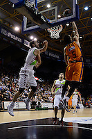 Ribas vs Shengelia<br /> Euroleague - 2014/15<br /> Regular season Round 4<br /> Valencia Basket vs Laboral Kutxa Vitoria