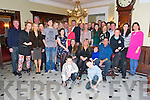 Surprise 50th birthday for  Kate Campbell, Ballyard, celebrating at the Imperial Hotel with family and friends on Saturday