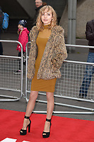 Ellie Rae Winstone at the Jawbone UK film premiere at the BFI Southbank in London, UK. <br /> 08 May  2017<br /> Picture: Steve Vas/Featureflash/SilverHub 0208 004 5359 sales@silverhubmedia.com