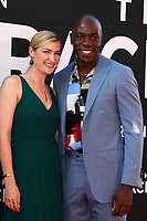 """LOS ANGELES - AUG 1:  Guest, McKinley Belcher III at the """"The Art of Racing in the Rain"""" World Premiere at the El Capitan Theater on August 1, 2019 in Los Angeles, CA"""