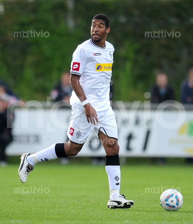 Fussball 1. Bundesliga :  Saison   2011/2012   Testspiel  30.06.2011 Borussia Moenchengladbach - SpVgg Greuther Fuerth Dante Bonfim (Borussia Moenchengladbach)