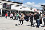 BT Big Voice Youth Film Festival..Millennium Square - Bristol..12.05.12.©Steve Pope