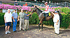 Sky Above winning before being Disqualified and Skeleton Crew put up for the win at Delaware Park on 9/29/15