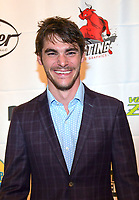 LAS VEGAS, NV - JUNE 30: RJ Mitte at the One Step Closer Foundation Celebrity Charity Poker Tournament at Aria in Las Vegas, Nevada on June 30, 2019. <br /> CAP/MPI/DAM<br /> ©DAM/MPI/Capital Pictures