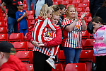 A young Sunderland fan in a club onesie. Sunderland 2 Portsmouth 1, 17/08/2019. Stadium of Light, League One. Photo by Paul Thompson.