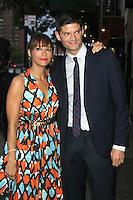NEW YORK CITY, NY - August  01, 2012: Rashida Jones and Will McCormack at the screening of 'Celeste and Jess Forever' at the Sunshine Landmark Theater in New York City. © RW/MediaPunch Inc. /NortePhoto.com<br /> <br /> **SOLO*VENTA*EN*MEXICO**<br />  **CREDITO*OBLIGATORIO** *No*Venta*A*Terceros*<br /> *No*Sale*So*third* ***No*Se*Permite*Hacer Archivo***No*Sale*So*third*