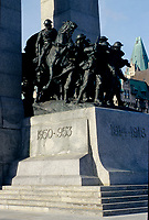 Ottawa, war veterans monument