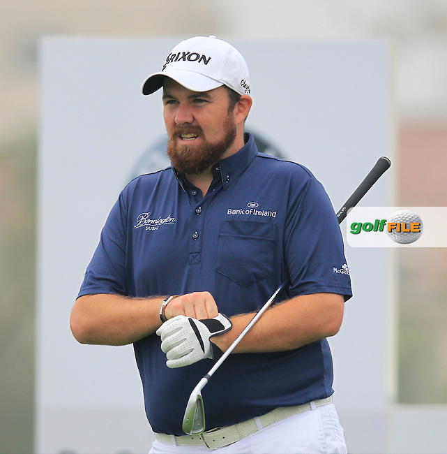 Shane Lowry (IRL) on the 6th tee during Saturay's Round 3 of the 2014 BMW Masters held at Lake Malaren, Shanghai, China. 1st November 2014.<br /> Picture: Eoin Clarke www.golffile.ie