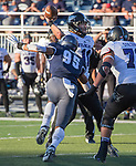 A photograph from the Nevada vs Weber State football game in Reno, Nevada on Saturday, Sept. 14, 2019.