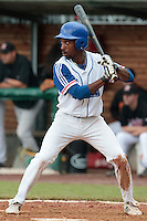 27 july 2010: Felix Brown of France is seen at bat during France 8-2 victory over Belgium, in day 5 of the 2010 European Championship Seniors, in Stuttgart, Germany.