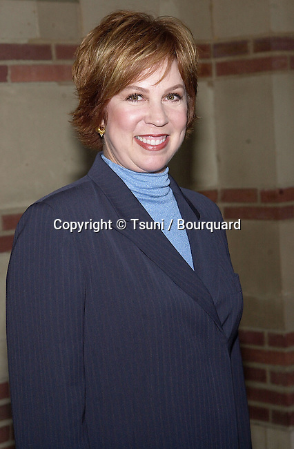 Glen Mary Glen Rose:Women Do Men, an evening to benefit the Revlon UCLA Breast Center in Los Angeles. Vicky Lawrence - Carol Burnett Show -  was one of the perfomer of the evening. June 13, 2001  © Tsuni          -            LawrenceVicky04.jpg