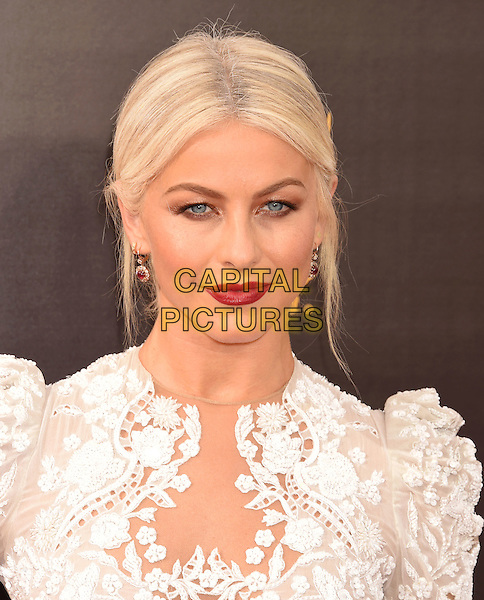 LOS ANGELES, CA - SEPTEMBER 11: Dancer/singer/actress Julianne Hough attends the 2016 Creative Arts Emmy Awards held at Microsoft Theater on September 11, 2016 in Los Angeles, California.<br /> CAP/ROT/TM<br /> &copy;TM/ROT/Capital Pictures
