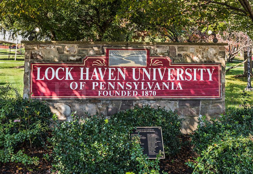 Lock Haven University, Lock Haven, Pennsylvania, USA