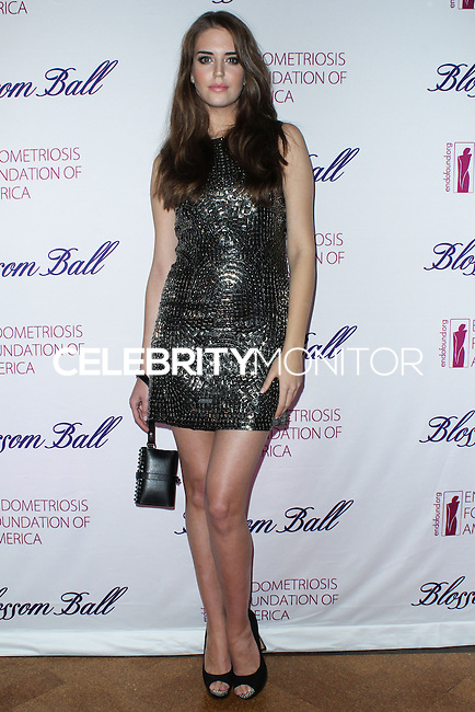 NEW YORK CITY, NY, USA - MARCH 07: Clara Alonso at the 6th Annual Blossom Ball Benefiting Endometriosis Foundation Of America held at 583 Park Avenue on March 7, 2014 in New York City, New York, United States. (Photo by Jeffery Duran/Celebrity Monitor)