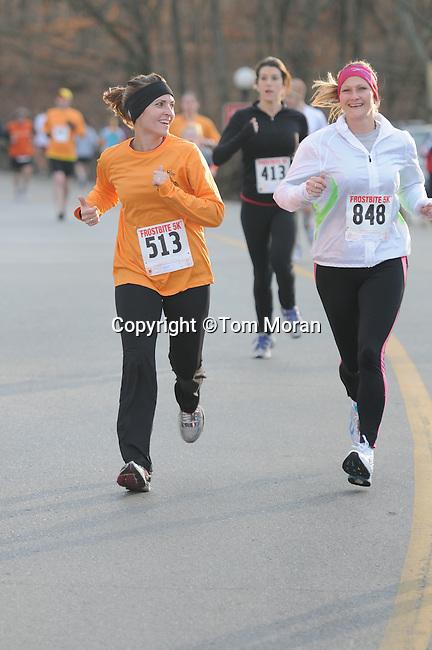 Frostbite 5K Louisville, KY 7 January 2012