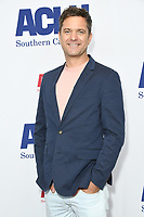 07 June 2019 - Hollywood, California - Joshua Jackson. ACLU 25th Annual Luncheon held at J.W. Marriott at LA Live. Photo Credit: Birdie Thompson/AdMedia