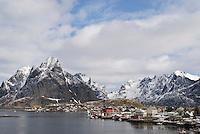 Village of Reine, Lofoten Islands, Norway