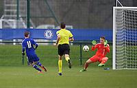 Chelsea U19 v Ajax U19 - UEFA Yth League (Quarter-Final) - 15/03/2016