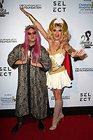 "29 October 2017 - West Hollywood, California - Markus Molinari, William Belli. Gigi Gorgeous Hosts Haunted ""Carn-Evil for Good"" Halloween Bash Benefiting Transyouth. Photo Credit: F. Sadou/AdMedia"