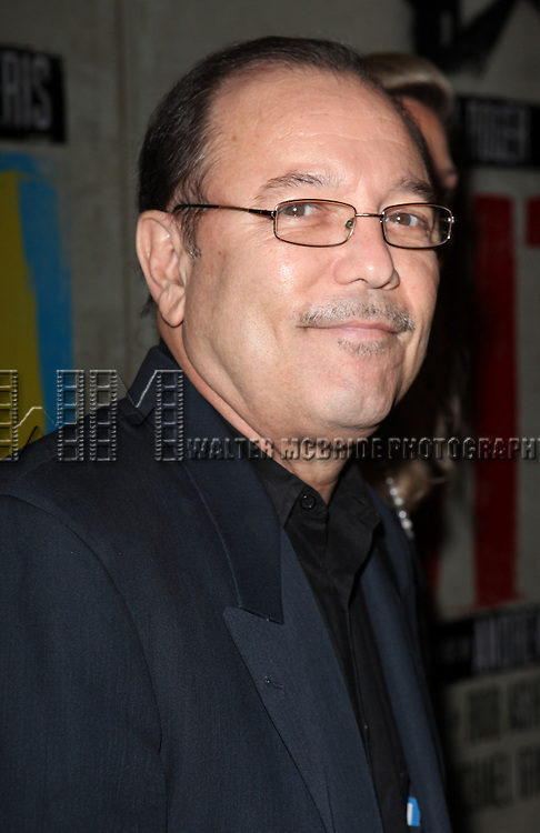 Ruben Blades.attending the Broadway Opening Night Performance of 'EVITA' at the Marquis Theatre in New York City on 4/5/2012 © Walter McBride / WM Photography