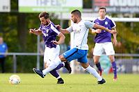 NORG - Voetbal, FC Groningen - SV Meppen, voorbereiding seizoen 2018-2019, 13-07-2018, FC Groningen speler Michael Breij