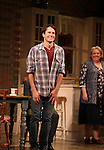 Josh Hamilton & Jayne Houdyshell during Broadway Opening Night Performance Curtain Call for 'Dead Accounts' at the Music Box Theatre in New York City. November 29, 2012.