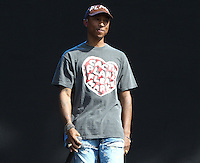 Pharrell Williams performs at the Barclaycard British Summer Time at Hyde Park, London on July 9th 2016<br /> CAP/ROS<br /> &copy;Steve Ross/Capital Pictures /MediaPunch ***NORTH AND SOUTH AMERICAS ONLY***