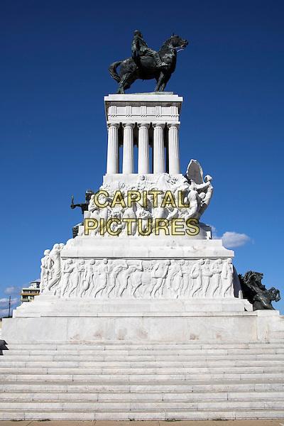 Monument to Maximo Gomez, Havana, La Habana Vieja, Cuba