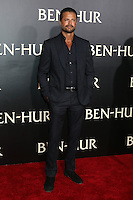 "HOLLYWOOD, CA - AUGUST 16: David Charvet at the LA Premiere of the Paramount Pictures and Metro-Goldwyn-Mayer Pictures title ""Ben-Hur"", at the TCL Chinese Theatre IMAX on August 16, 2016 in Hollywood, California. Credit: David Edwards/MediaPunch"