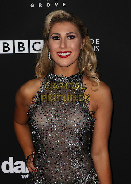 Los Angeles, CA - NOVEMBER 22: Emma Slater, At ABC's &quot;Dancing With The Stars&quot; Season 23 Finale At The Grove, California on November 22, 2016. <br /> CAP/MPI/FS<br /> &copy;FS/MPI/Capital Pictures