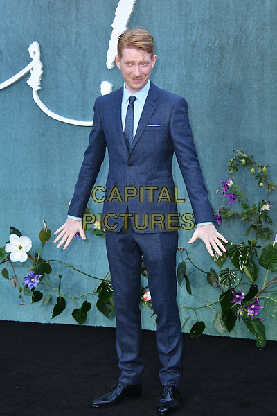 LONDON, ENGLAND - SEPTEMBER 06: Domhnall Gleeson attends the UK premiere of 'Mother!' at the Odeon Leicester Square on September 6, 2017 in London, England. <br /> CAP/JOR<br /> &copy;JOR/Capital Pictures