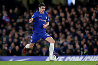 Andreas Christensen of Chelsea in action during Chelsea vs Arsenal, Caraboa Cup Football at Stamford Bridge on 10th January 2018