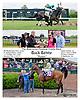 Buck Benny winning at Delaware Park on 5/25/13.