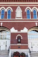 Ryman Auditorium, Nashville, Tennrssee, USA.