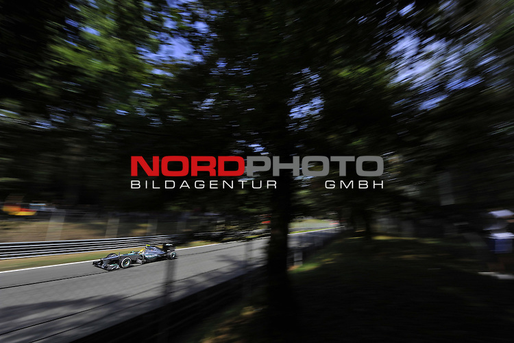 05.-08.09.2011, Autodromo Nationale, Monza, ITA, F1, Grosser Preis von Italien, Monza, im Bild Lewis Hamilton (GBR), Mercedes GP <br />  Foto &copy; nph / Mathis