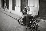 Havana, Cuba:<br /> Street scenes and people, Old Havana