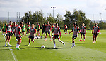 James Wilson of Sheffield Utd during the Sheffield Utd training session at the Shirecliffe Training Complex , Sheffield. Picture date: September 29th, 2016. Pic Simon Bellis/Sportimage