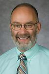 Jacob Furst, Professor, College of Computing and Digital Media, DePaul University, is pictured in a studio portrait Sept. 21, 2017. (DePaul University/Jeff Carrion)
