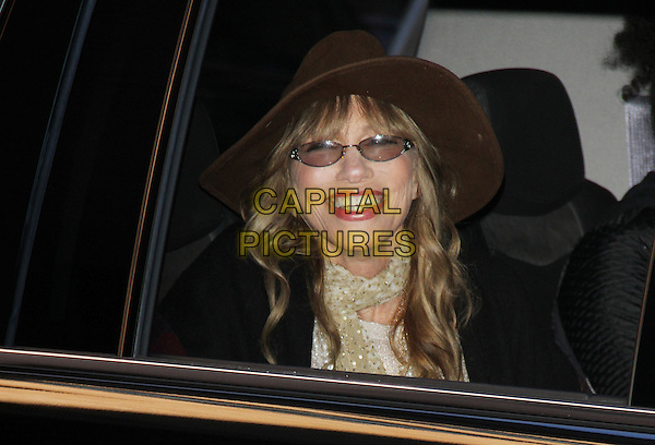 NEW YORK, NY - NOVEMBER 25: Carly Simon pictured in New York City on November 25, 2015. <br /> CAP/MPI/RW<br /> &copy;RW/MPI/Capital Pictures