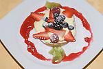 Dessert, Restaurant, Rome, italy