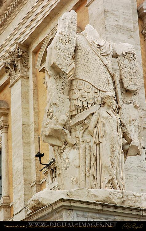 Palazzo Senatorio Trofei di Mario Campidoglio Capitoline Hill Rome