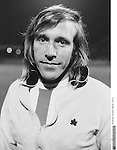 Guenter Netzer von Bor. M. Gladbach 1973<br /> <br /> Foto &copy; nordphoto *** Local Caption ***