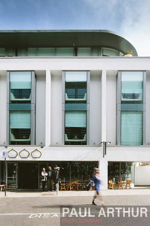 Architectural photography in Brighton.