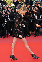 Amber Heard at the gala screening for &quot;Girls of the Sun&quot; at the 71st Festival de Cannes, Cannes, France 12 May 2018<br /> Picture: Paul Smith/Featureflash/SilverHub 0208 004 5359 sales@silverhubmedia.com