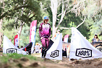 Jill Kitner. Crankworxs Dual Slalom, The Wattles, Whakarewarewa, Rotorua, New Zealand, Tuesday 20 March 2018. Photo: Simon Watts/www.bwmedia.co.nz
